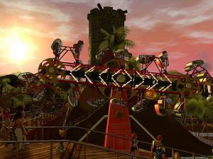 Présentation de Rollercoaster Tycoon 3