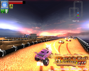 Rock 'n Roll Racing 3D : Un remake HD en développement