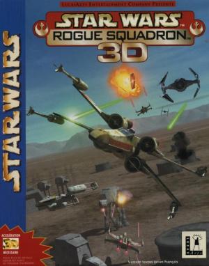Star Wars : Rogue Squadron sur PC