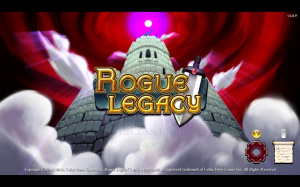 Speed Game : Un hors-série Rogue Legacy