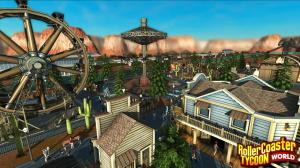 RollerCoaster Tycoon World prévu en version physique