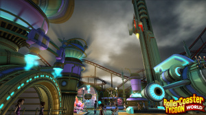 RollerCoaster Tycoon World sortira en accès anticipé le 30 mars