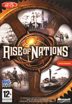 Rise of Nations sur PC