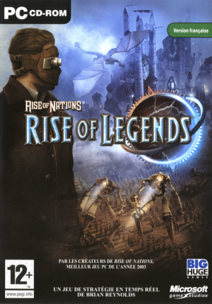 Rise of Nations : Rise of Legends sur PC