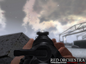 Une grosse mise à jour pour Red Orchestra