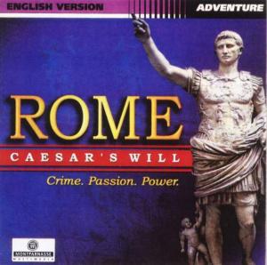 Rome : Le Testament de César