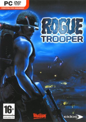 Rogue Trooper sur PC