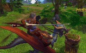 Le MMORPG Royal Quest annoncé