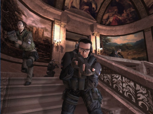 "Rainbow Six 4 : Lockdown : qui tu traites de ""portage"" ?!"