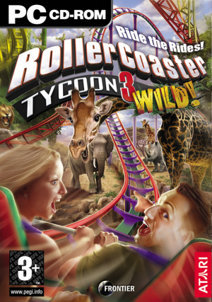 Rollercoaster Tycoon 3 : Distractions Sauvages sur PC