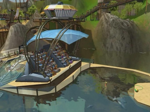 Rollercoaster Tycoon 3 : Delires Aquatiques