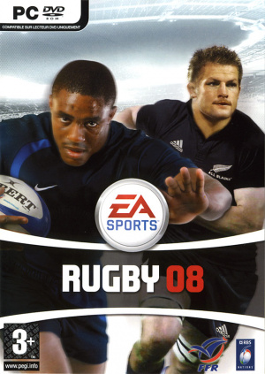 Rugby 08 sur PC