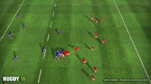 Images de Rugby 15
