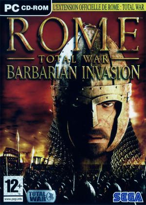 Rome : Total War : Barbarian Invasion sur PC