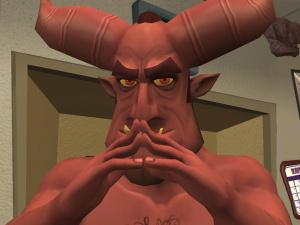 Images : Sam & Max Episode 205 : What's New Beelzebub ?