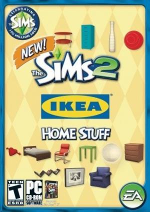 Les Sims 2 : Ikea Home Design Kit sur PC