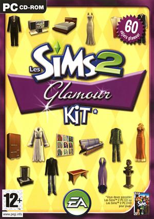 Les Sims 2 : Kit Glamour