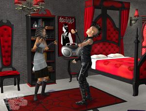 Les Sims 2 : Kit Tendances Ados pour novembre