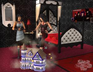 Images : Les Sims 2 Tendances Ados