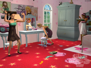 Images : Les Sims 2 Kit Tendance Ado