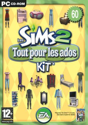 Les Sims 2 : Kit tout pour les Ados sur PC