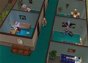 Les Sims à l'université