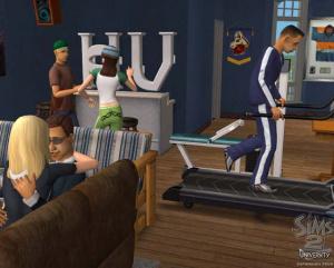 Les Sims 2 : Académie en images et infos