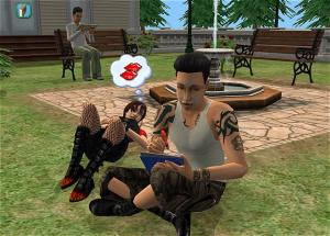 Les Sims 2 étudient