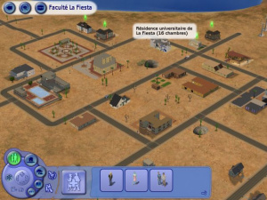 Les Sims 2 : Academie
