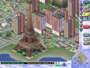 Sim City en chantier sur Wii