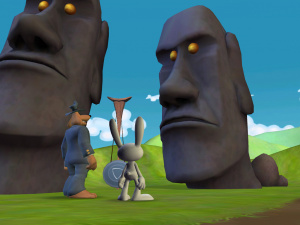 Images : Sam & Max Episode 202