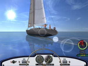 Sailing Simulation