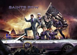Promo : Saints Row IV à 30 € chez la FNAC