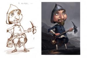 Quelques artworks de plus pour Salem
