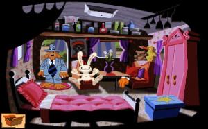 Interview Sam & Max