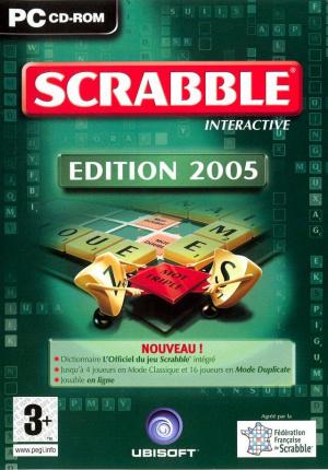 Scrabble Edition 2005 sur PC