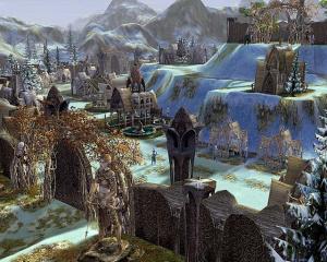 SpellForce : The Breath Of Winter en montre un peu plus
