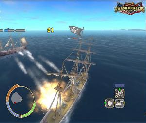 Images : les pirates à l'abordage