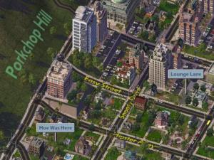E3 :  Sim City 4 : Rush Hour