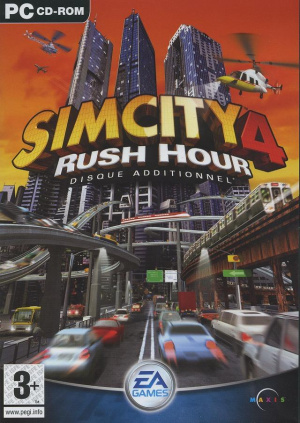 SimCity 4 : Rush Hour sur PC