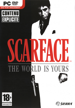 Scarface : The World is Yours sur PC