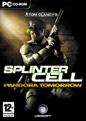 Splinter Cell Pandora Tomorrow sur PC