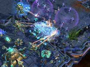 Images de Starcraft II