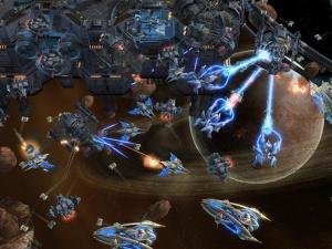 Starcraft 2 divisé en trois jeux !