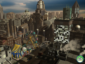Présentation E3 2007 : SimCity Sociétés