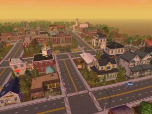 Images : Sim City Societes en ébullition