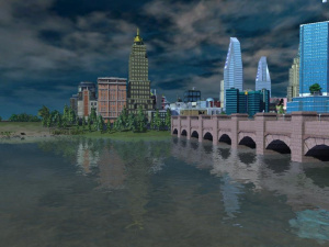 Images : Sim City Societes sort du sol