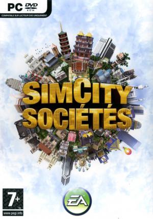 SimCity Sociétés sur PC