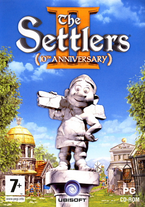 test du jeu the settlers ii 10th anniversary sur pc. Black Bedroom Furniture Sets. Home Design Ideas
