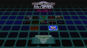 SEGA Megadrive Classic Collection Volume 2